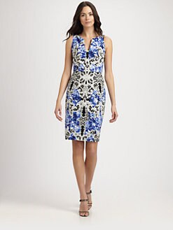 Elie Tahari - Nessa Dress