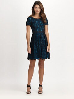 Elie Tahari - Glenda Lace Dress