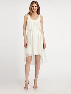 Elie Tahari - Silk Harper Dress