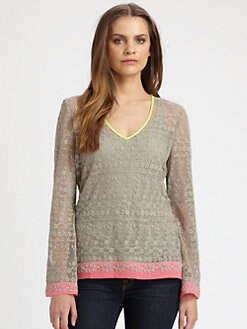 Elie Tahari - Ashton Tunic