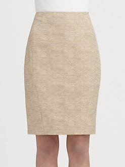 Elie Tahari - Gretchen Straight Skirt
