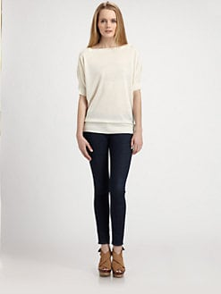 Elie Tahari - Cashmere/Silk Marley Sweater