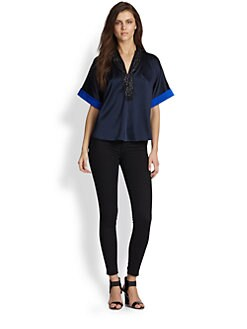 Elie Tahari - Sage Blouse