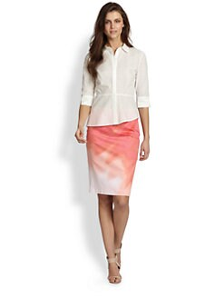 Elie Tahari - Paulina Blouse