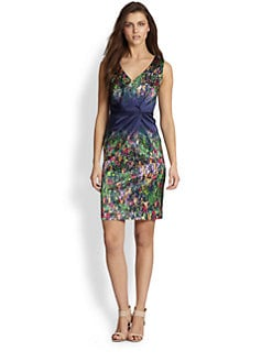 Elie Tahari - Sandra Dress