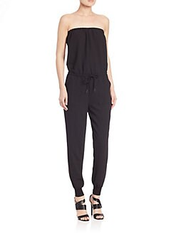 Joie - Fairley Strapless Jumpsuit