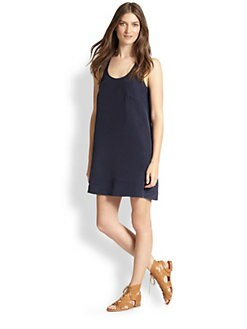 Joie - Peri B Silk Racerback Dress