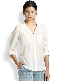 Joie - Cartel Cotton Blouse