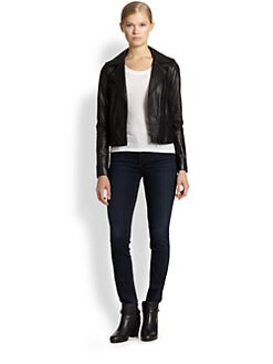 Joie - Davey Leather Jacket