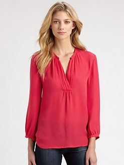 Joie - Ameline Pleated Top