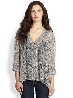 Joie - Laurel Silk Blouse