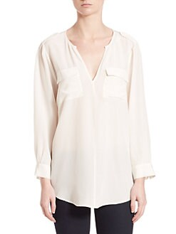 Joie - Marlo Silk Top