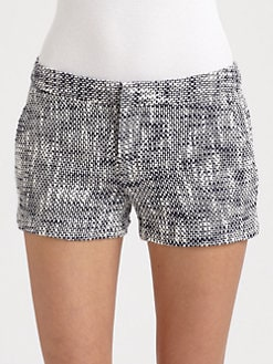 Joie - Merci Tweed Shorts