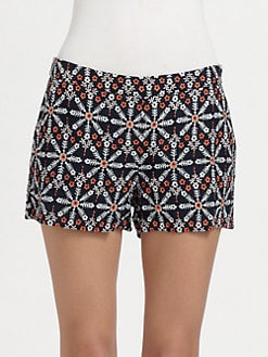Joie - Jacobella Embroidered Shorts