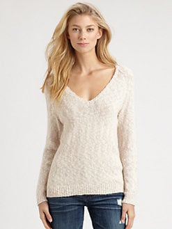 Joie - Aleyda Slub Knit Sweater