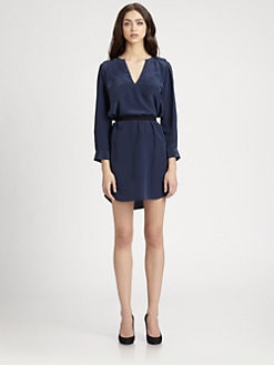 Joie - Marlola Silk Shirtdress