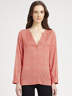 Joie - Marsher Silk Top