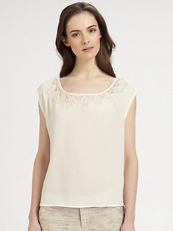 Joie - Milou Silk Top