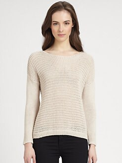 Joie - Mori Cotton Sweater