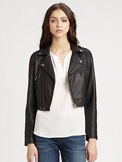 Joie - Dolores Leather Jacket