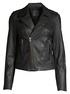 Joie - Ailey Leather Jacket