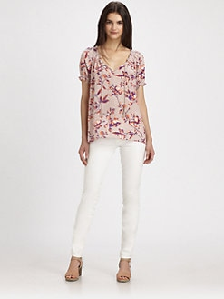 Joie - Masha Silk Blouse