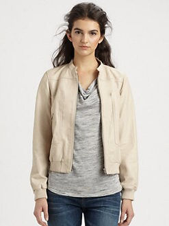 Joie - Danica Leather Jacket