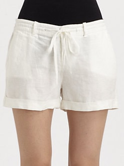 Joie - Zachary Linen Shorts