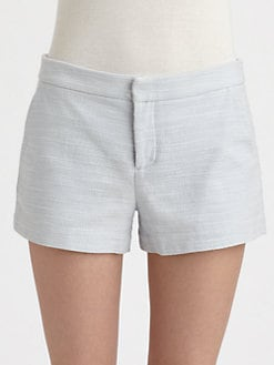 Joie - Merci Textured Shorts