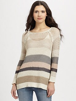 Joie - Jenice Striped Sweater