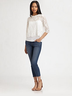 Joie - Elvia Lace Top