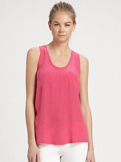 Joie - Alicia Silk Tank Top