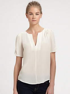 Joie - Amone Silk Blouse