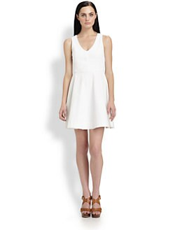Joie - Norton Fit-And-Flare Dress
