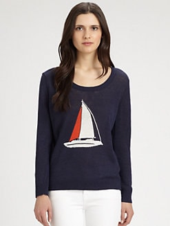 Joie - Evaline Sailboat Sweater