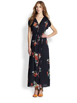 Joie - Lunaria Silk Maxi Dress