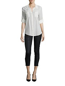 Joie - Pinot Crepe Shirt
