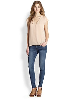 Joie - Rubina Silk Top
