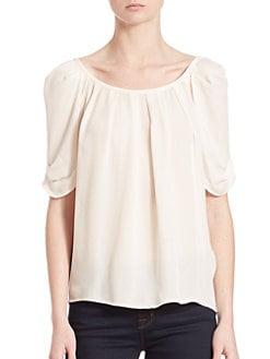 Joie - Eleanor Silk Blouse