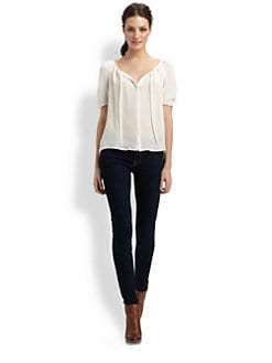 Joie - Berkeley Silk Top