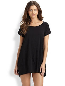 Donna Karan - Cotton Sleepshirt