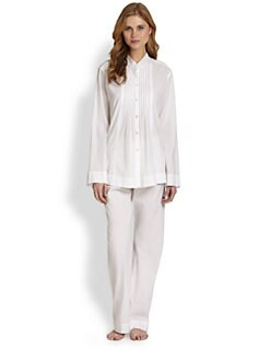 Donna Karan - Cotton Pajama Set