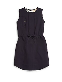 Burberry - Girl's Jersey Dress
