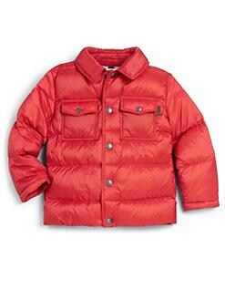 Burberry - Toddler Boy's Down Puffer Jacket