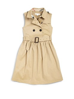 Burberry - Girl's Trench Dress