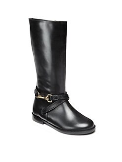 Burberry - Girl's Riding Boots