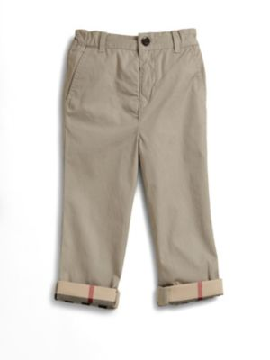 Toddler's Twill Chinos