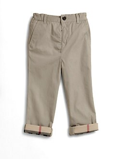 Burberry - Toddler's Twill Chinos