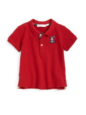 Infant's Pique Polo Shirt