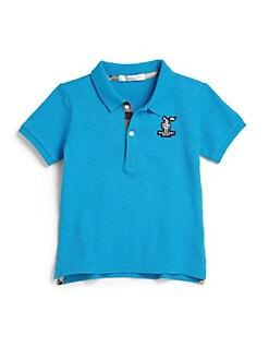 Burberry - Toddler's Pique Polo Shirt